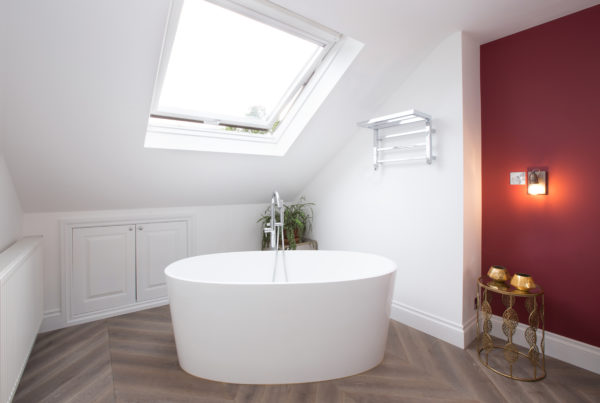 Loft conversion west london
