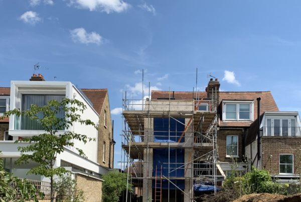 major home renovation west london